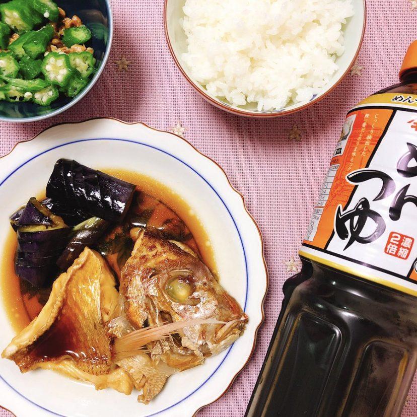 魚の煮付けにめんつゆは本当に便利ですね。<br /> #ヤマキレシピ #ヤマキめんつゆ