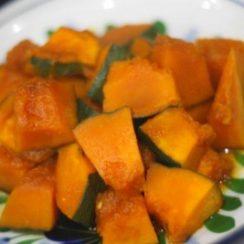 めんつゆでかぼちゃの煮物<br /> #ヤマキめんつゆ<br /> #ヤマキレシピ