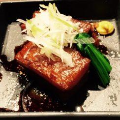 #ヤマキ割烹白だし #ヤマキレシピ<br /> 「豚の角煮」白だしで味がキマル!