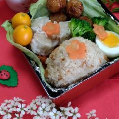 炊き込みご飯に!<br /> <br /> #ヤマキレシピ #ヤマキめんつゆ